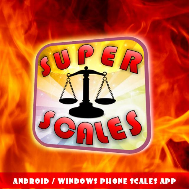 super scales free digital scale app
