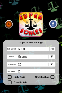 Super Scales App