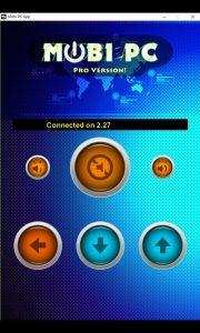 Mobi PC Volume Controls