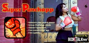 super punch app android game